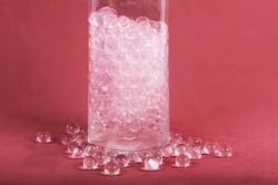 """Гидрогель """"Волшебные жемчужены люминисцентные"""" Красный (d=2.5-3мм) GH-41163"""