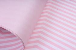 """Набор бумаги плотной, 10 листов 50*70см """"ЗигЗаг"""" розовый  1405"""