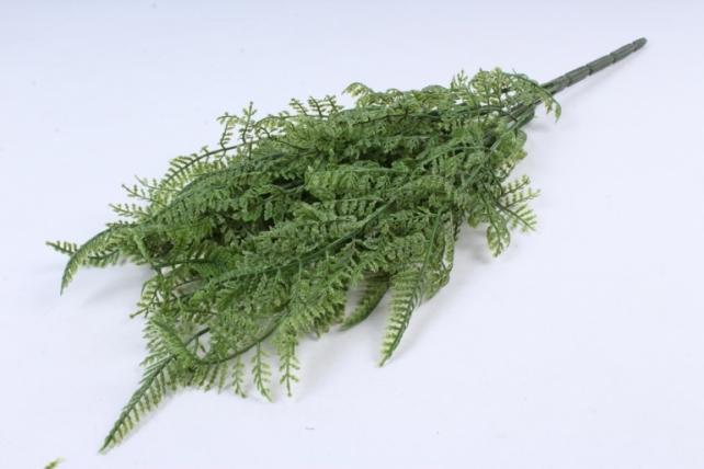 Искусственное растение -  Папоротник силикон  Б9586