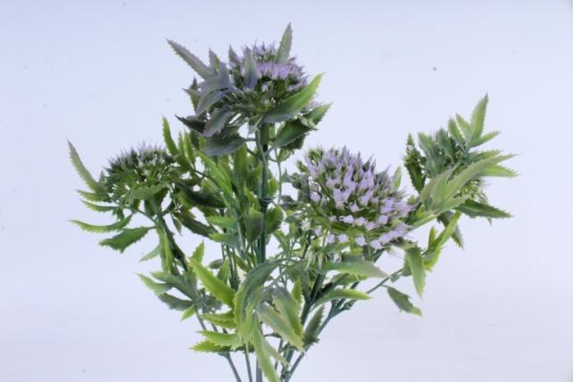 Искусственное растение -  Клевет горный лавандовый Б10228