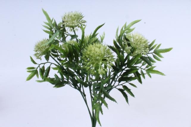 Искусственное растение -  Клевет горный шампань  Б10228