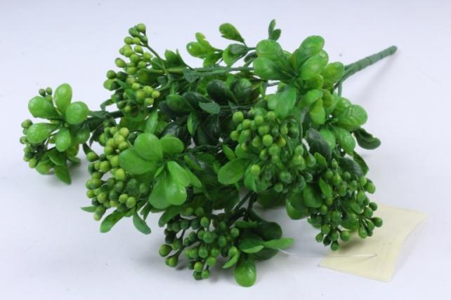 Искусственное растение -  Спирея шанхайская зелёная Б9895