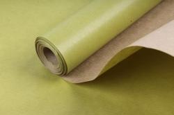 Бумага  крафт цветочная Светло-зеленый 70см*10м  40г/м2    33369ПУ   М
