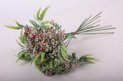 Искусственное растение-Бузина  (10т в уп)  K7L0559  8421
