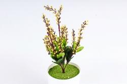 Искусственное растение - Верба японская жёлтая