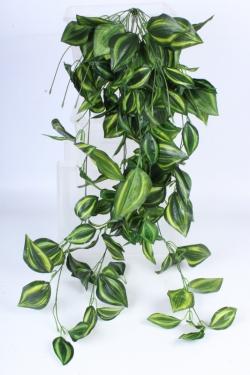 Искусственное растение -  Куст Традесканция большая 1м