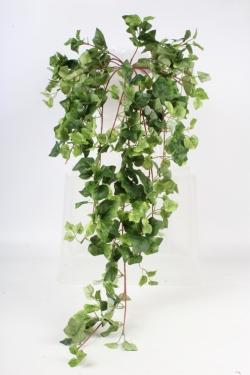 Искусственное растение - Плющ свисающий зелено-салатовый 1м