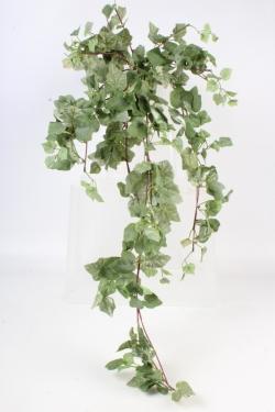Искусственное растение - Плющ свисающий оливковый 1м