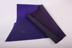 Упаковочная подарочная пленка 50cmx5m фиолетовый