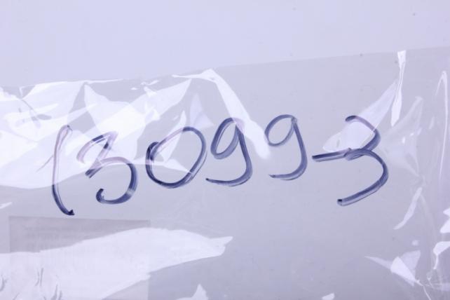 146krb лента кружево чёрное декор. 3cм*4,6м п
