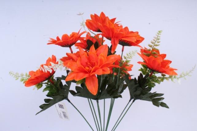 Искусственное растение - Герберы оранжевые