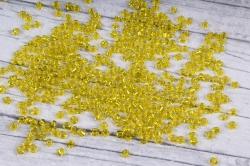 Бисер декоративный  желтый №30 (450гр)