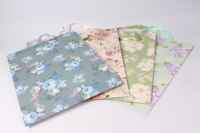559l сумка  люкс цветы (55*41*20)  (12 шт/уп)