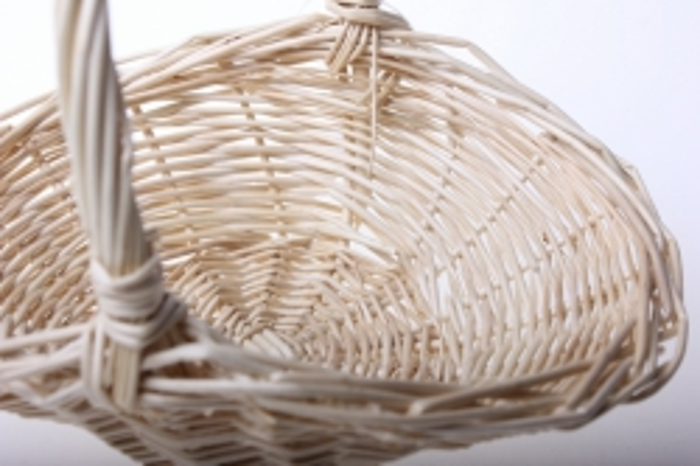 корзины плетёные 932 корзинка плетёная (19х14х15см) 1251