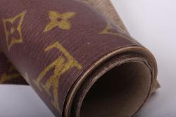 Бумага  КРАФТ  LV на шоколаде   (70см*10м) К