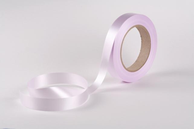 Лента простая (2см*50м) Гладкая без тиснения P2074 ОРХИДЕЯ