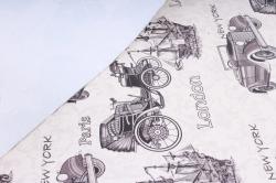 Бумага  ГЛЯНЕЦ 100/642 Вояж  68*98см (10 лист.)