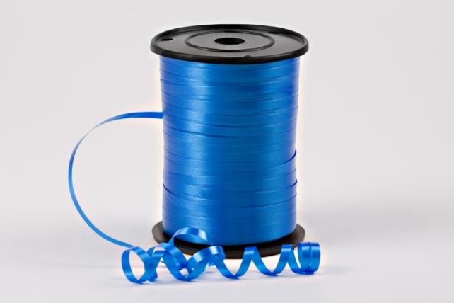Лента простая 0,5х500м - Синяя P0513