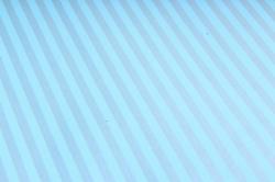 """Бумага цветной Крафт (Б) """"Полоска малая"""" Серебро на бирюзе 60гр/кв.м (60см*10м)"""