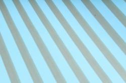 """Бумага цветной Крафт (Б) """"Полоска большая"""" Бронза на бирюзе 60гр/кв.м (60см*10м)"""