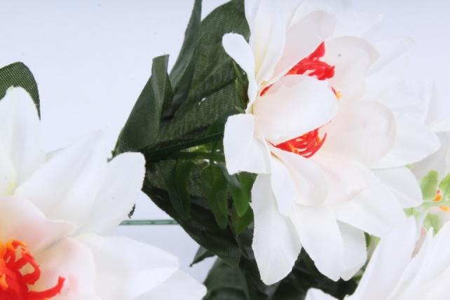 Искусственное растение - Герберы белые