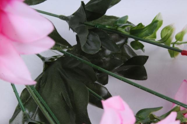 Искусственное растение - Герберы розовые