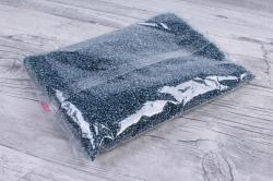 бисер декоративный  серо-голубой №2223 (450гр)