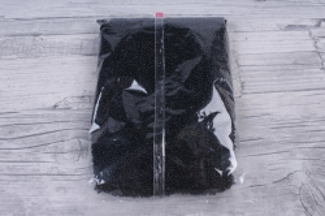 бисер декоративный черный №49 (450гр)