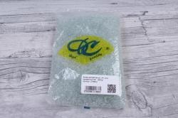 бисер декоративный  прозрачный №1  (450гр)