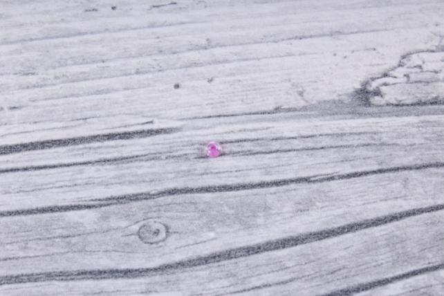 бисер декоративный   розовый №137 (450гр)
