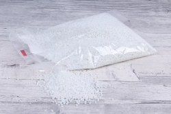 бисер декоративный  белый №141  (450гр)