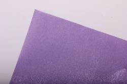 Упаковочная подарочная пленка 50cmx5m сиреневый рифленый