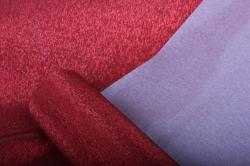 Упаковочная подарочная пленка 50cmx5m красный рифленый