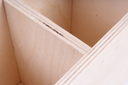 """деревянная заготовка - подставка для бутылок """"хильда"""" на 4 отделения"""