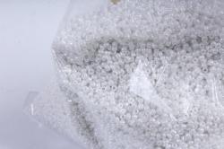 Бисер декоративный   жемчужный №121 (450гр)