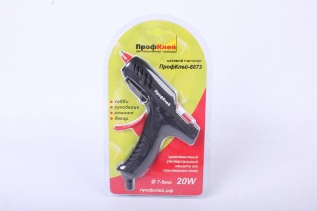 Пистолет термоклеевой 8873 (ПрофКлей) для стержней 7 мм