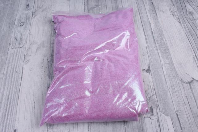 блестки цветные 1 кг перламутр сиреневый