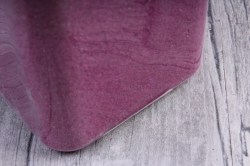 Песок декоративный в тубе (600гр) (фр.60-80) бордовый KR-46866  9011