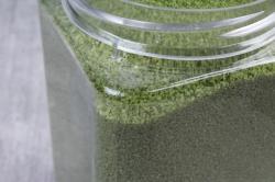 Песок декоративный в тубе (600гр) (фр.60-80) темно-зеленый KR-46860  3019