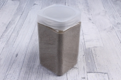 Песок декоративный в тубе (600гр) (фр.60-80) золото KR-46856  9012
