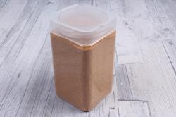 Песок декоративный в тубе (600гр) (фр.60-80) оранжевый KR-46867  0017