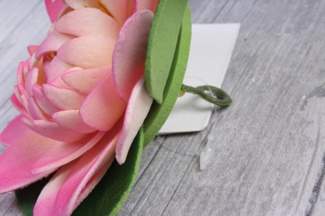 Цветок водоплавающий  - LLE09  1019  (И)
