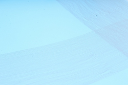 """Упаковочный Материал Двухсторонняя глянцевая бумага """"Нити"""", 50 см х 5м Бирюзовый"""