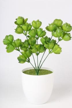 Искусственное растение - Хмель зеленый 25см