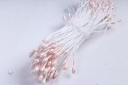 Тычинки фоам персик 2 мм (380 шт)