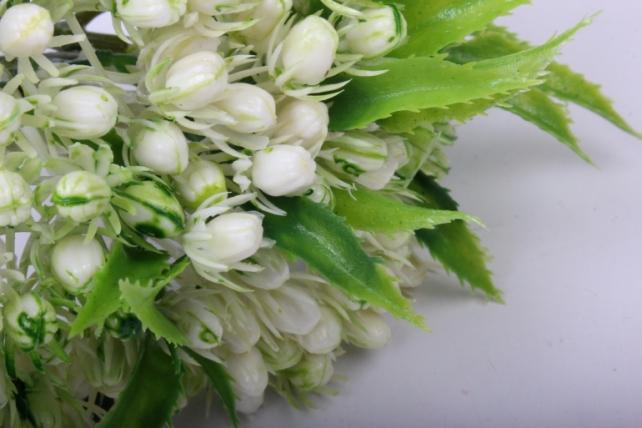 Веточки с белыми ягодками 30см (10 шт в уп) K7L0554  8377