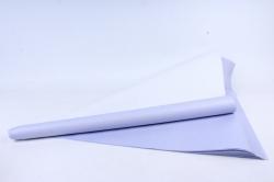 "Бумага 1м*70см Дизайнерская бумага ""Лиловая""  78г/м2  10шт/уп  (М)"