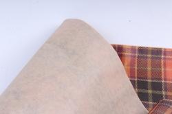 """Бумага крафт цветочная """"Шотландка Красная"""" 70см*10м  40г/м2  GP0881-40  (М)"""