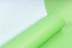"""Бумага 1м*70см Дизайнерская бумага """"Салатовая""""  78г/м2  10шт/уп  (М)"""