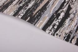 Бумага  рифленая в рулоне Кора бежево-коричневая  50см*10м 131129 50/10 010345